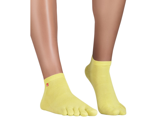 Knitido Ultralite Fresh Running Socks yellow/green